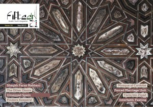 Front cover of issue 16